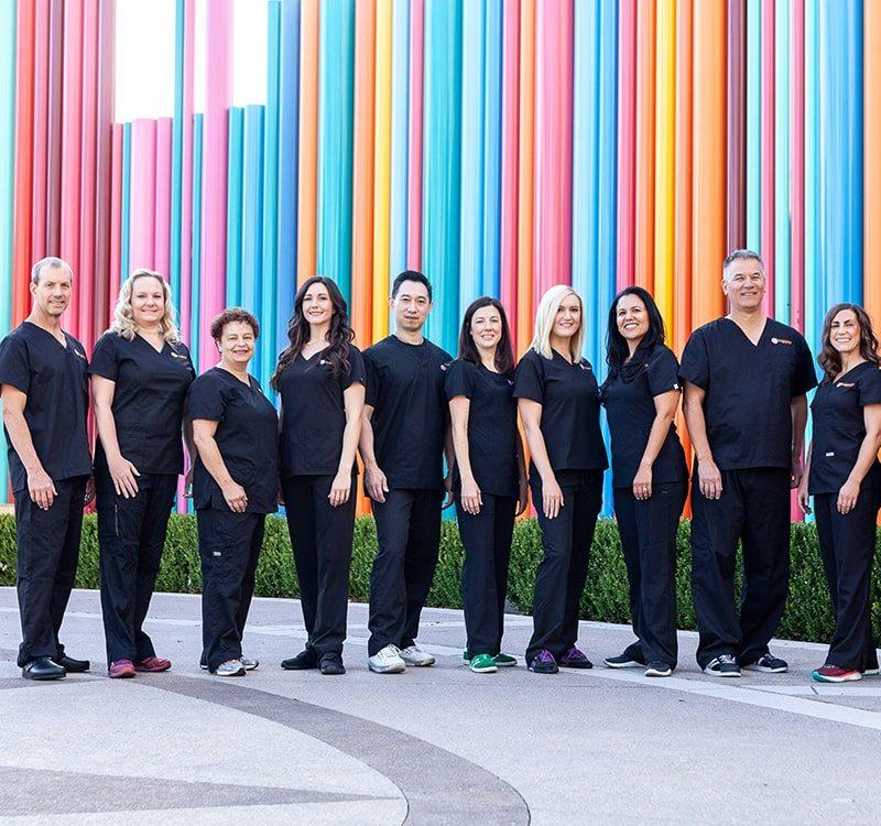 HRPC staff posing for group-shot
